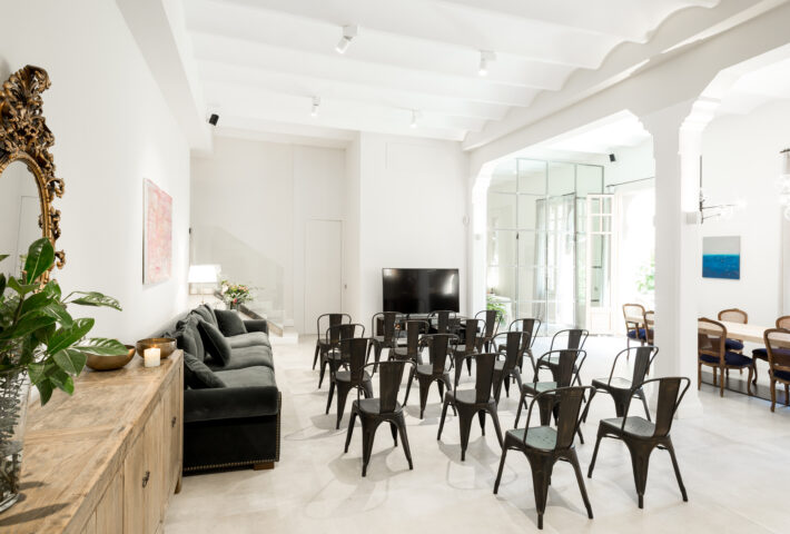 FEELING THE SPACE – THE INSPIRATION HOUSE MADRID